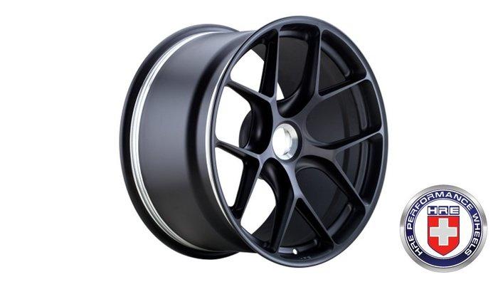 【樂駒】HRE Series R1 R101 一片式 單片式 鍛造 鋁圈 輪框 17吋 18吋 19吋 賽事