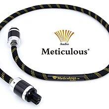 Meticulous Audio 曼帝克斯 (Silver Lion系列) 經典電源線 PW-8000SE 1.5M
