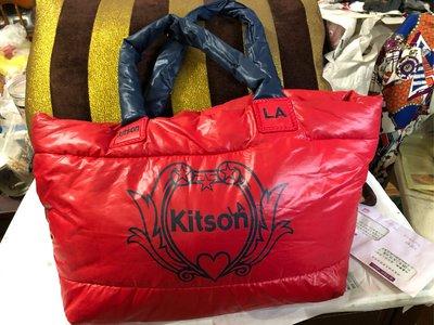 Kitson 媽媽包 太空包 側背包 空氣包