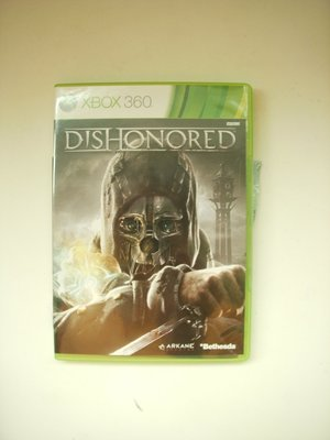 XBOX360 冤罪殺機  Dishonored