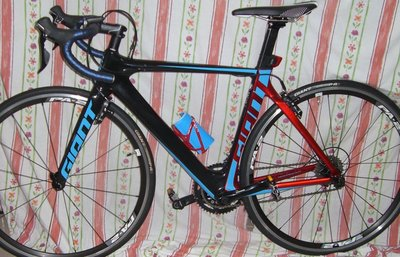 空力-碳車*GIANT Propel ADVANCED 2 [22速]-SHIMANO 105變速非BMC 美麗達 BH