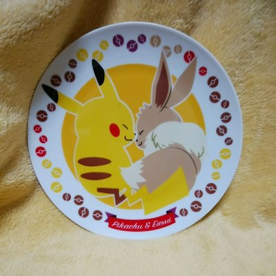 PIKACHU+EIEVUI〈DISH〉come from JAPAN包郵費