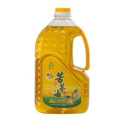 里仁苦茶油1800ml/備貨期需4-7天