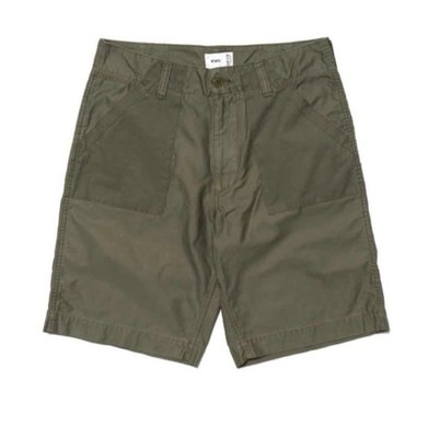 Wtaps 18ss buds shorts 軍綠 短褲(jungle,cargo)