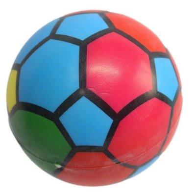 PU發泡球 彩色玩具球 直徑95mm/一個入(促50) PU安全球 幼教體能專用球-錸