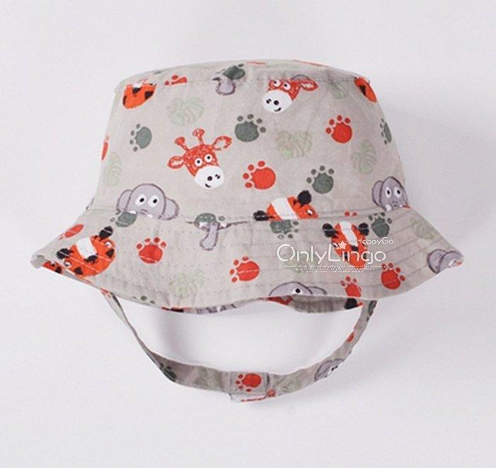 ≡ OnlyLingo ≡ 非洲動物園漁夫帽 0-8Y 頭圍 42-54cm