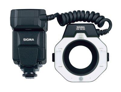 【eWhat億華】Sigma EM-140 DG環形閃燈 ~恆伸一年保固 Pentax 140DG 【1】