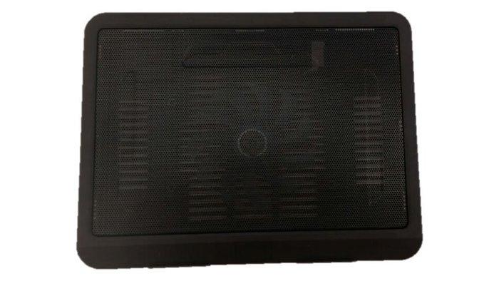 【199元】筆記型散熱墊 WLDZ-Q19 超低音 散熱佳 大尺寸 洋宏資訊