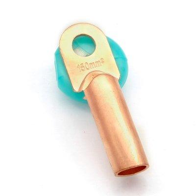阿里家 DT-150mm2 銅線耳 150平方銅鼻子 銅接線鼻 電線電纜 銅接線端子/滿200出貨/批量可議價