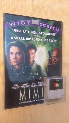 電影狂客/正版DVD美版一區版秘密客Mimic (本片附有中文字匣)