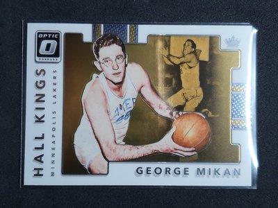 George Mikan 2017-18 Optic Hall Kings