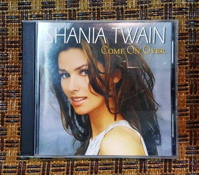 【二手 ◎ 影音新天地】仙妮亞唐恩 - Shania Twain ~ Come on Over《絕版二手CD》