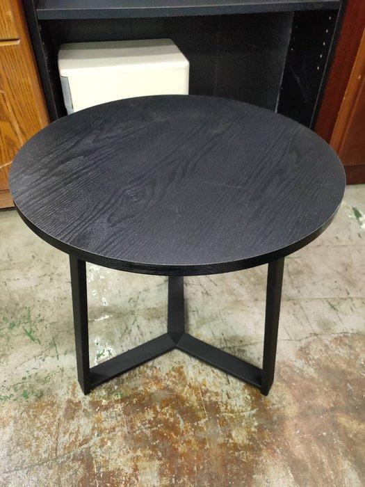 非凡二手家具 全新 黑橡木質感小茶几*和室桌*茶几桌*客廳桌*沙發桌*矮桌*泡茶桌*餐桌*造型桌*邊桌