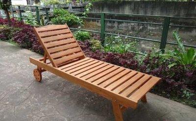 雨果日光休閒躺椅