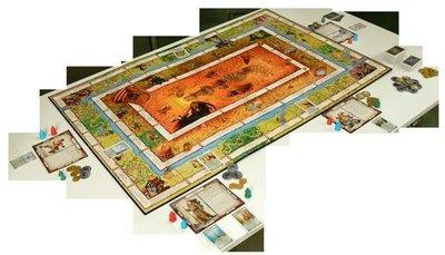 卡牌正版桌游 龍與地下城背景 圣符國度 Talisman 第四版 策略中文版