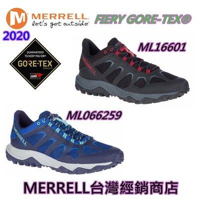 2020最新款美國MERRELL戶外多功能鞋登山鞋FIERY GORE-TEX®輕量款健走鞋