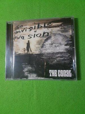 ~春庄生活美學小舖~2手CD      THE CORAL--THE INVISIBLE INVASION