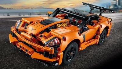 1/17現貨到 樂高 LEGO 42093 科技系列  Chevrolet Corvett 全新未拆