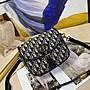 DIOR BOBBY 手袋 CD迪奧包 復古Oblique老花包 馬鞍包 豆腐包 女生包包 單肩包 斜背斜挎包 側背包