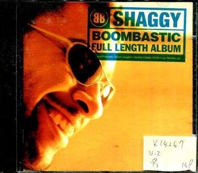*真音樂* SHAGGY / BOOMBASTIC 二手 K14267