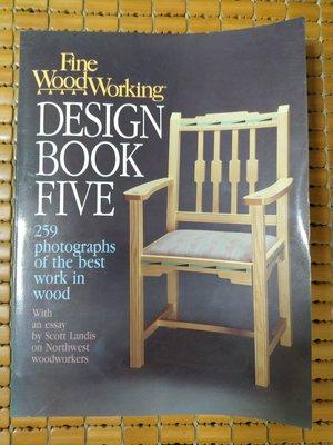 不二書店 Fine Woodworking DESIGN BOOK FIVE 木工雜誌