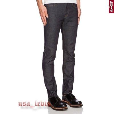 【深藍LVC養褲原色32腰現貨】美國Levi s Made Crafted Needle Narrow窄管小直筒牛仔褲