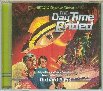 穿越時空 The Day Time Ended/ 冥界之王 Dungeonmaster- Richard Band,全新