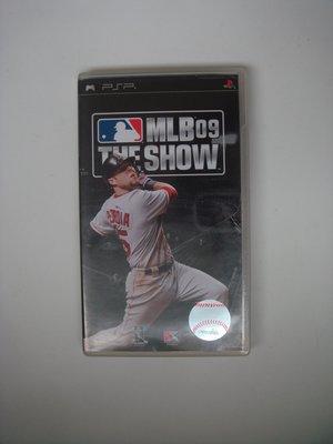 PSP 美國職棒大聯盟09 英文版 MLB09 THE SHOW09