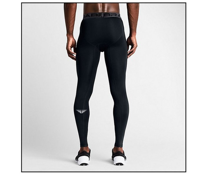 【Zoe Sport 柔依運動衣坊】【安步威機能服系列】男 9分壓力褲 緊身褲 束褲 同Nike款 #C06-30