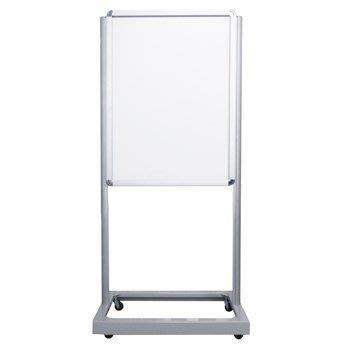 【無敵餐具】立地型拍拍框海報架(W755 x D500mm x H1750mm) 2入以上來電洽詢優惠價【CW003】