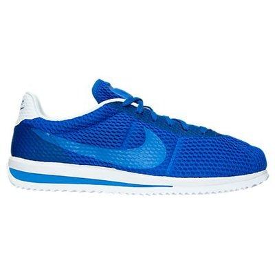 (預購商品) nike cortez ultra br breathe 833128 401 網布 透氣 藍色 運動鞋 台中市