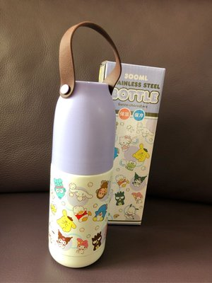 (Y791)Sanrio300ml不銹鋼保温瓶(2019)$50