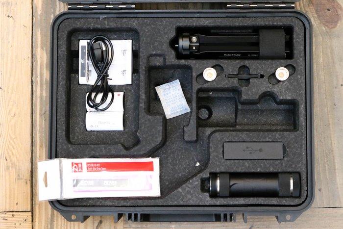 【高雄青蘋果3C】智雲 ZHIYUN CRANE PLUS CRA01 三軸穩定器 二手穩定器 相機三軸穩定#44052