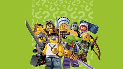 LEGO Minifigures Series 3 8803