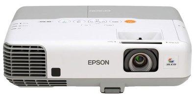 【易控王】EPSON EB-905 ◎無線網路 商務 教育兩用◎1024x768◎3000流明XGA@內建16W喇叭及USB