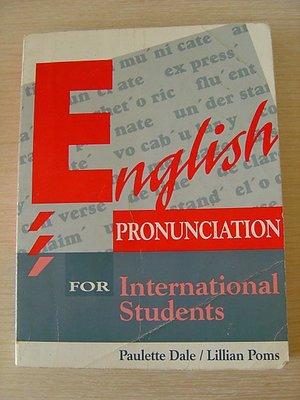 德霖)ENGLISH PRONUNCIATION FOR INTERNATIONAL STUDENTS