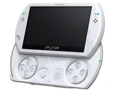 【二手主機】PSPGO PSP GO 白色主機 附充電器【台中恐龍電玩】