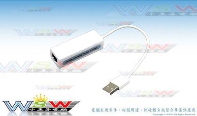 【WSW 網路卡】萬通 208B 自取149元 USB有線網卡 WIN10免驅動 隨插即用 筆電/平板都支援 台中市