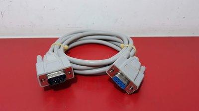 (全新) VGA延長線 公對母 15針 線粗 D-SUB 15PIN 螢幕線 1.8米-5米 宜蘭縣
