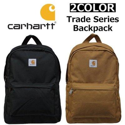 ☆AirRoom☆【現貨】CARHARTT TRADE PLUS Backpack 後背包