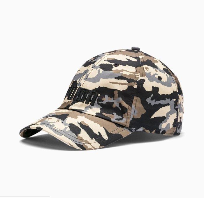 PUMA 流行 迷彩 休閒 棒球帽 022549-03