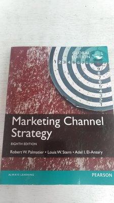 D2-5de☆八版『Marketing Channel Strategy 8/e』Robert《PEARSON》