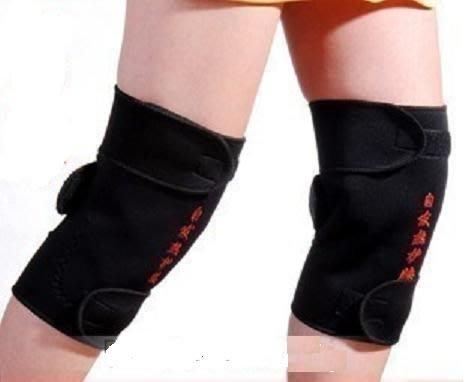 自發熱磁石保健運動護膝 超薄透氣 防寒保暖買一送一優惠中