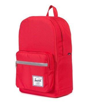 【Kidult小舖】Herschel Pop Quiz Backpack 紅色後背包/筆電夾層~美國帶回~