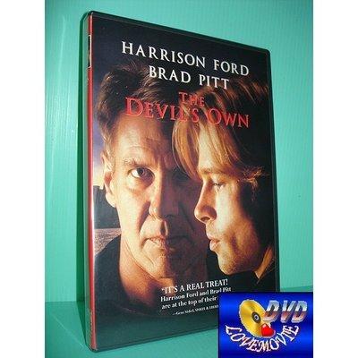 三區台灣正版【致命突擊隊The Devil's Own(1997)】DVD全新未拆《主演:銀翼殺手-哈里遜福特》