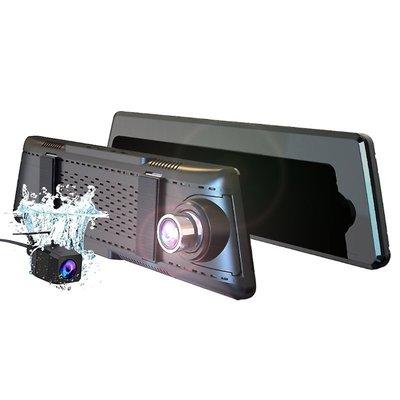 台灣晶片 品質保証【大視界 II 電子後視鏡 GPS 測速 行車紀錄器】