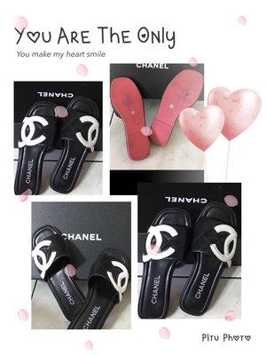 Chanel 康朋小羊皮貴婦鞋🐙