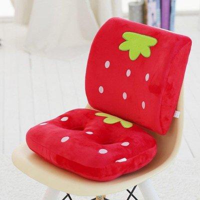ZIHOPE 懶人椅墊 靠墊辦公室座椅靠背墊護腰枕汽車抱枕腰墊孕婦靠枕ZI812
