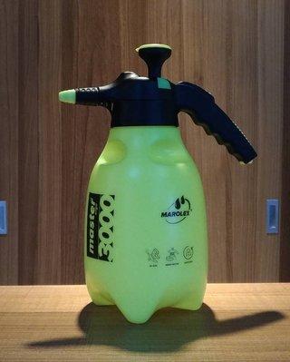 Marolex Master ERGO 3000 改裝 手持泡沫噴瓶+ 濃密型 泡沫噴頭