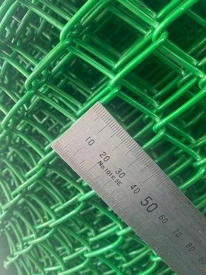 菱形網、攀藤網、安全網、圍籬網、貓咪防護網、養殖業、防墬網、鐵網、塑膠包鐵線網,一英吋孔
